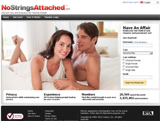 NoStringsAttached.com