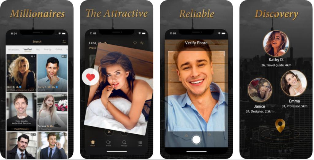 Luxy - Millionaire Dating App