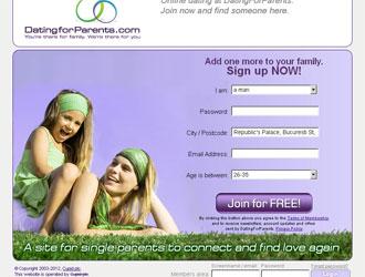 DatingForParents.com