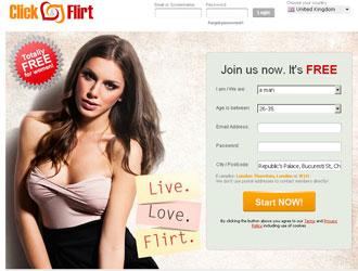 click and flirt