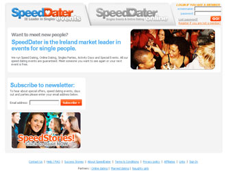 SpeedDater.ie