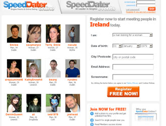 SpeedDaterOnline.ie